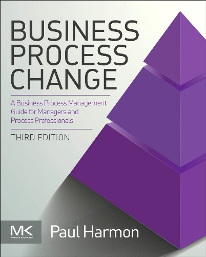 Business Process Change A Business Process Management Guide for Managers and Process Professionals 3rd 2014 edition cover