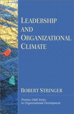 Leadership and Organizational Climate   2002 edition cover