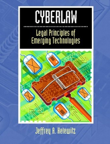 Cyberlaw Legal Principles of Emerging Technologies  2005 edition cover