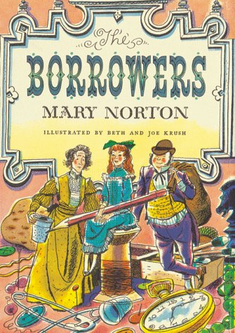 Borrowers   1953 edition cover