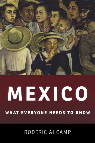 Mexico   2011 edition cover