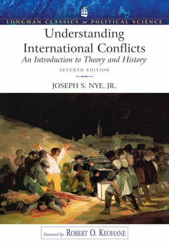 Understanding International Conflicts An Introduction to Theory and History 7th 2009 edition cover