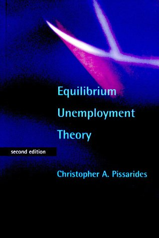 Equilibrium Unemployment Theory  2nd 2000 9780262161879 Front Cover