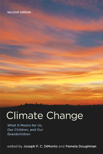 Climate Change What It Means for Us, Our Children, and Our Grandchildren 2nd 2014 edition cover