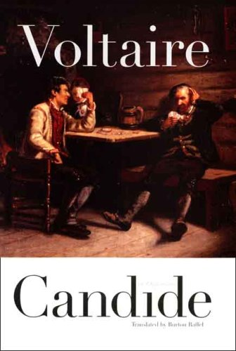 Candide Or Optimism  2007 edition cover