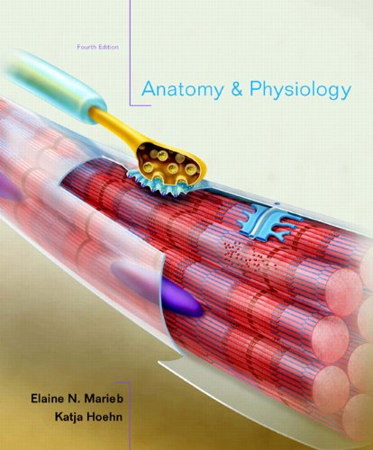 Anatomy and Physiology  4th 2011 edition cover
