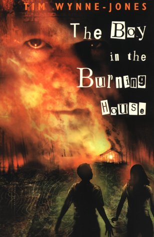 Boy in the Burning House  N/A 9780374408879 Front Cover