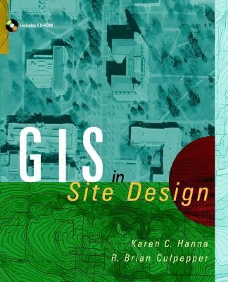 GIS and Site Design New Tools for Design Professionals  1998 edition cover