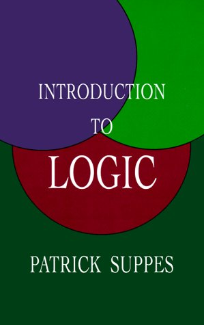 Introduction to Logic  Unabridged edition cover