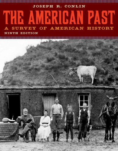 American Past A Survey of American History 9th 2010 edition cover