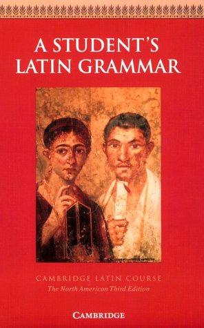 Cambridge Latin Course  3rd edition cover