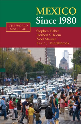 Mexico Since 1980   2008 edition cover