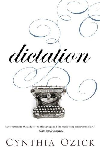 Dictation A Quartet  2009 9780547237879 Front Cover