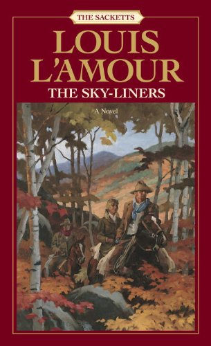 Sky-Liners A Novel  1971 9780553276879 Front Cover