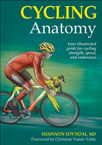 Cycling Anatomy   2009 edition cover