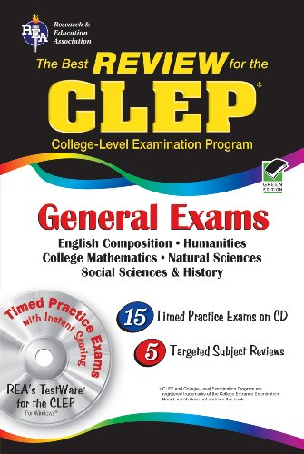 CLEP - Core Exams  6th edition cover