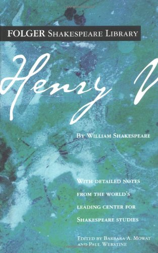 Henry V   1995 edition cover