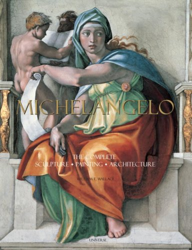 Michelangelo The Complete Sculpture, Painting, Architecture  2009 edition cover