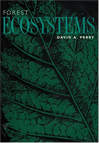 Forest Ecosystems  1995 edition cover