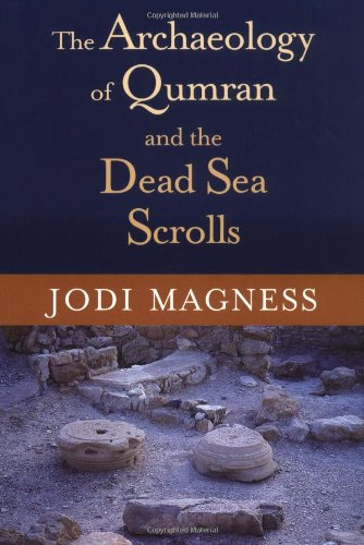Archaeology of Qumran and the Dead Sea Scrolls   2002 edition cover
