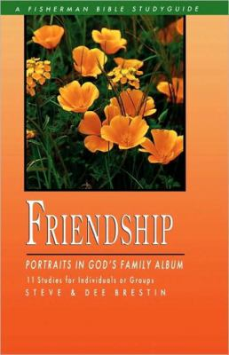Friendship Portraits in God's Family Album N/A 9780877882879 Front Cover