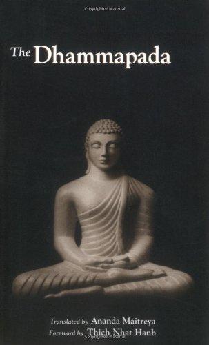 Dhammapada   1995 edition cover