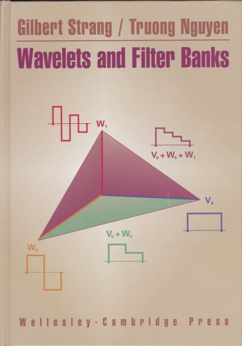Wavelets and Filter Banks  2nd 2009 edition cover