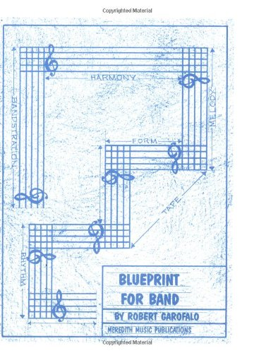 Blueprint for Band  N/A edition cover