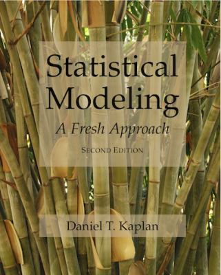 STATISTICAL MODELING           N/A edition cover