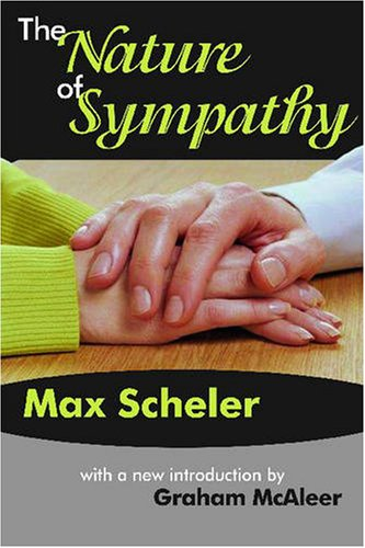 Nature of Sympathy   2008 9781412806879 Front Cover