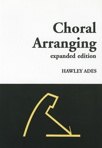 Choral Arranging Text Book N/A edition cover