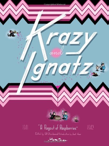 Krazy and Ignatz 1941-1942 A Ragout of Raspberries  2007 edition cover