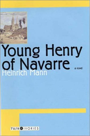 Young Henry of Navarre  N/A edition cover