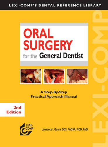 Lexi-Comp Oral Surgery for the General Dentist:  2010 edition cover