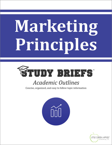 Marketing Principles cover