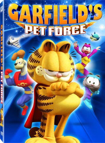 Garfield's Pet Force System.Collections.Generic.List`1[System.String] artwork