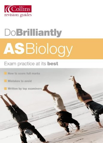 AS Biology and Human Biology (Do Brilliantly At...) N/A edition cover