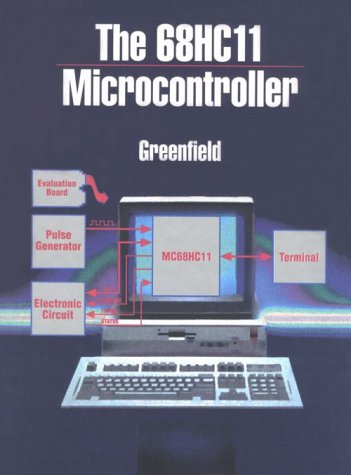 Microcontroller, 68HC11   1992 edition cover