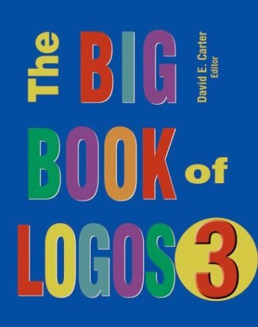 Big Book of Logos 3  3rd 2003 9780060596880 Front Cover