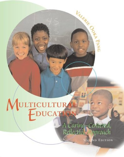 Multicultural Education A Caring-Centered, Reflective Approach 2nd 2005 edition cover