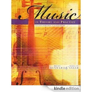 Music in Theory and Practice Volume 2  8th 2009 (Revised) edition cover