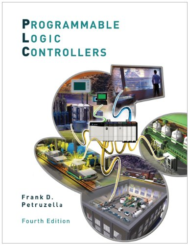 Programmable Logic Controllers  4th 2011 9780073510880 Front Cover
