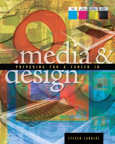 Preparing for a Career in Media and Design   2009 edition cover