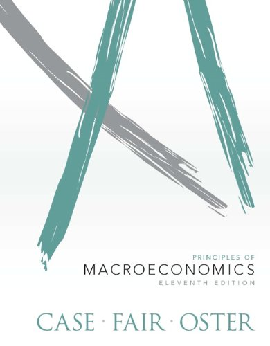 Principles of Macroeconomics Plus NEW MyEconLab with Pearson EText -- Access Card Package  11th 2014 edition cover