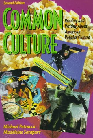 Common Culture  2nd 1998 edition cover