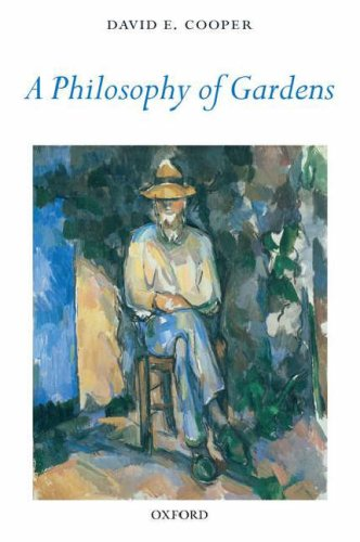 Philosophy of Gardens   2008 edition cover