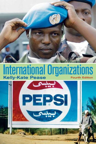 International Organizations Perspectives on Global Governance 4th 2010 9780205746880 Front Cover