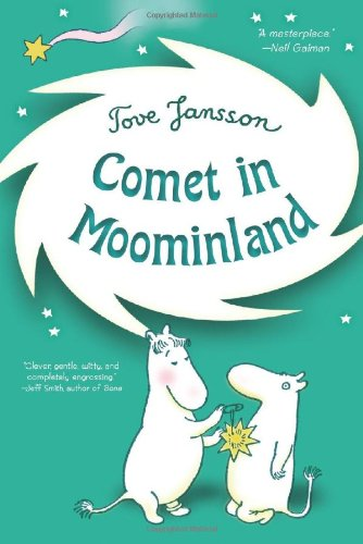 Comet in Moominland  N/A edition cover