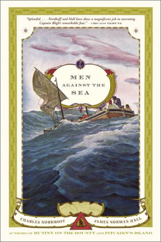 Men Against the Sea   2003 (Revised) edition cover
