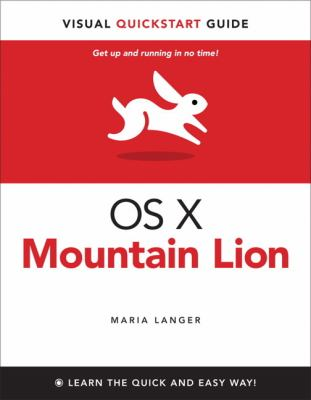 OS X Mountain Lion   2013 (Revised) edition cover
